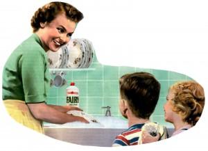 washing up liquid