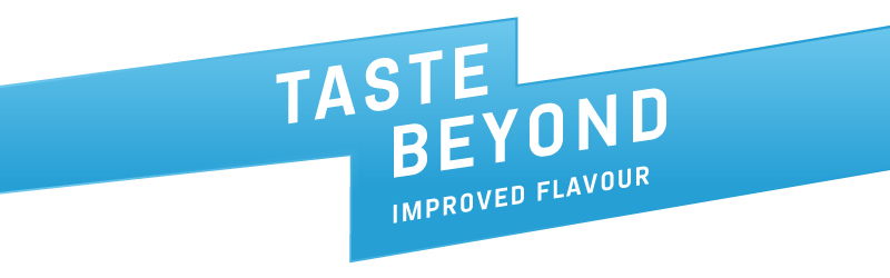 Taste Beyond Improved Flavour